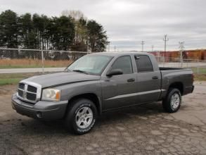 2007 Dodge Dakota 2wd Quad Cab 131 Slt Greenville Sc 867 D B Carter Used Buy Here Pay Here Cars Greenville Sc
