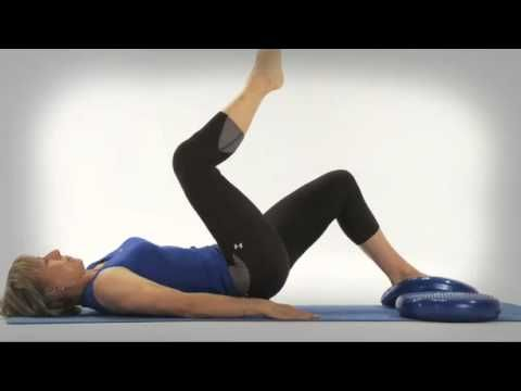 exercise help for seniors martina shows core exercises