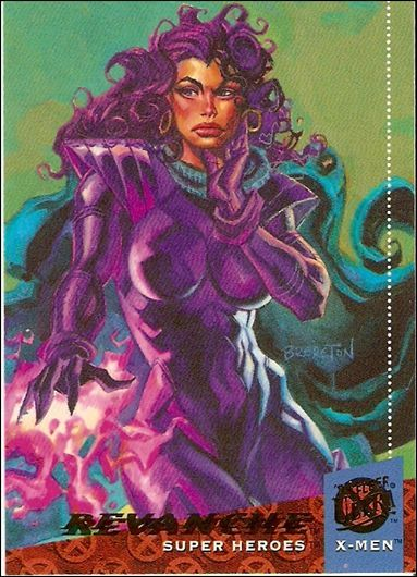 1994 Fleer Ultra X Men 8 A Jan 1994 Trading Card By Fleer Marvel Cards Comics Fantasy Women