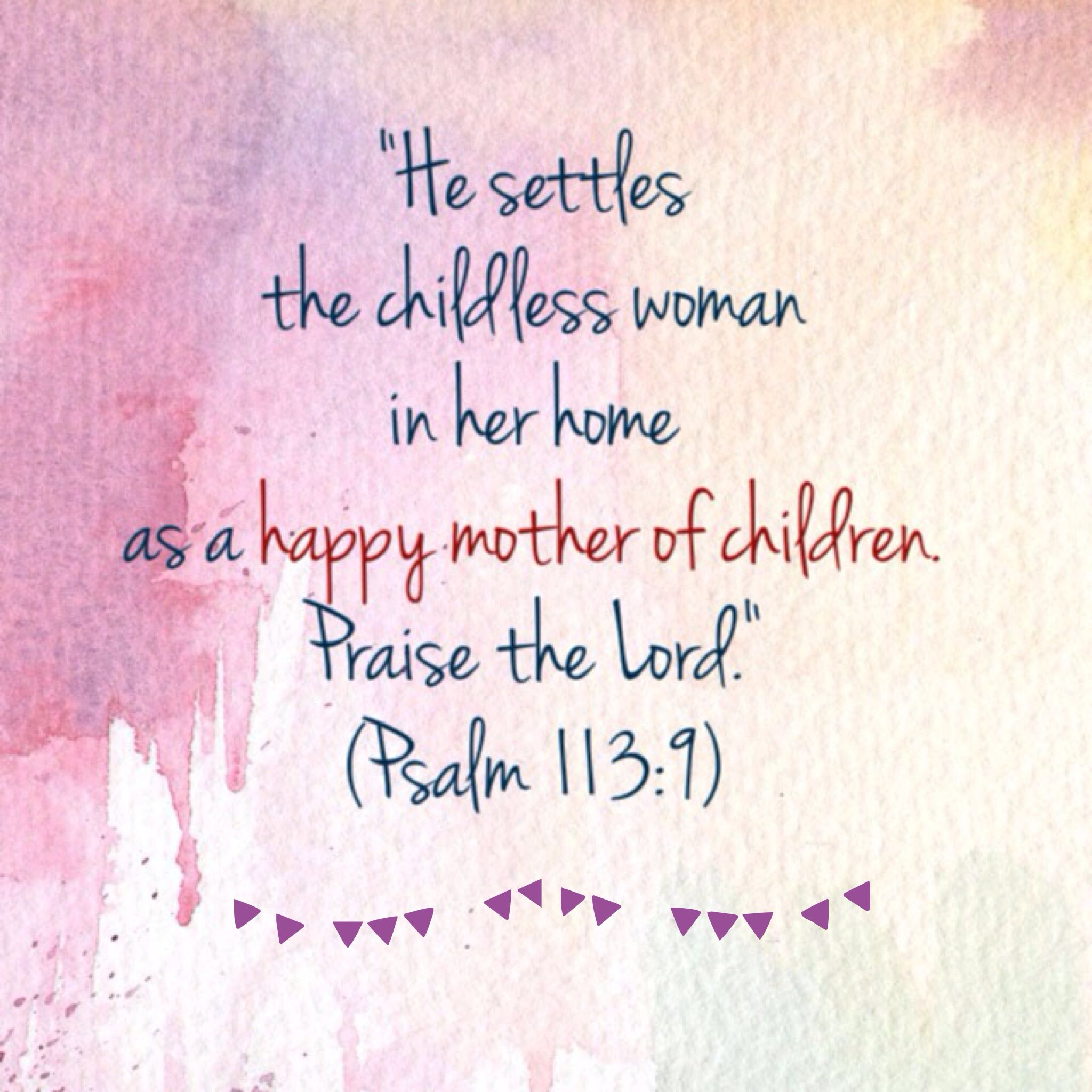 Trying to conceive TTC Bible verses Encouragement