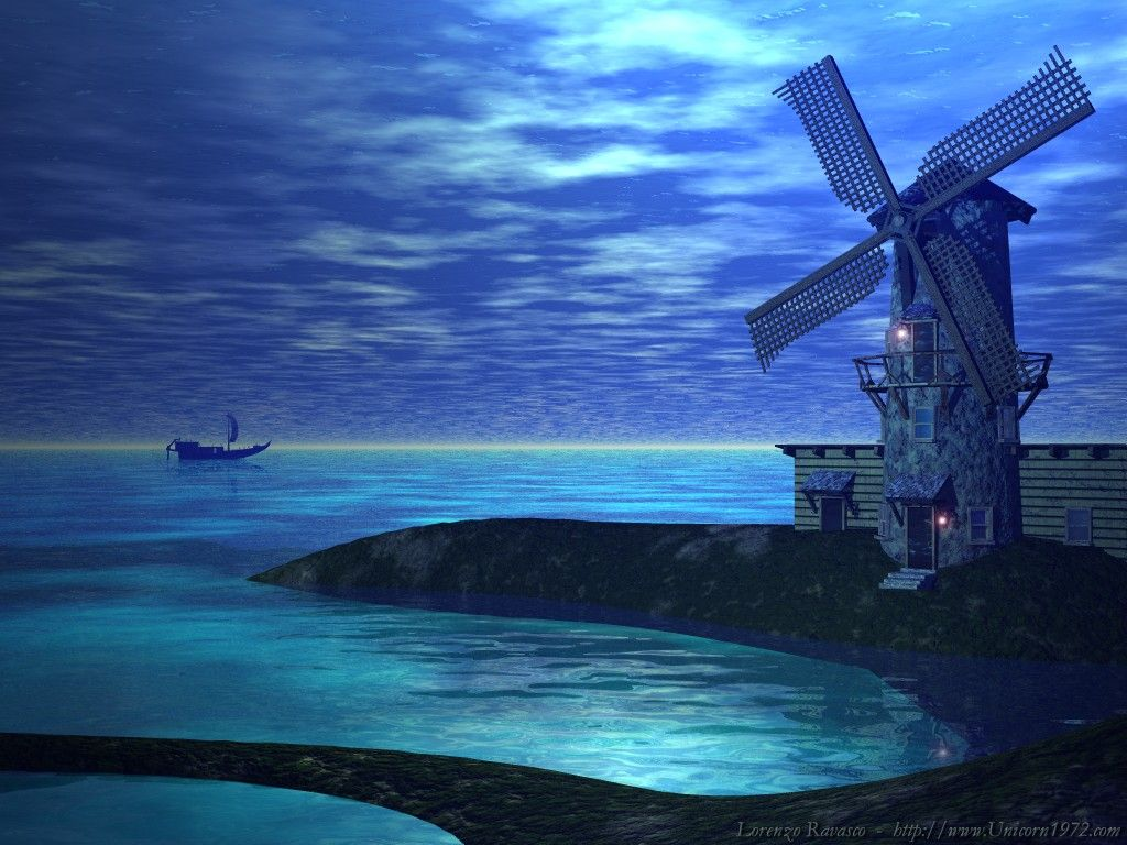 awesome wind mill free wallpapers - http://wallpaperzoo/awesome
