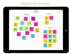 Post-it Plus for Digital Sticky Notes - Class Tech Tips
