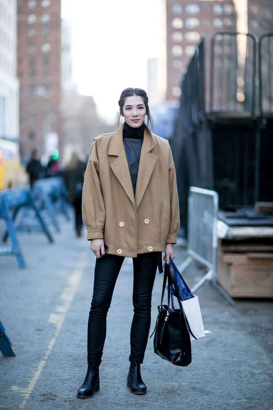 79 Incredible Model-Off-Duty Street Style Outfits From New York ...
