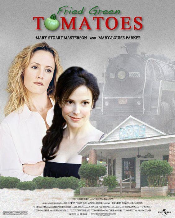 fried green tomatoes gr ne tomaten 1991 film gr ne tomaten pinterest gr ne tomaten. Black Bedroom Furniture Sets. Home Design Ideas