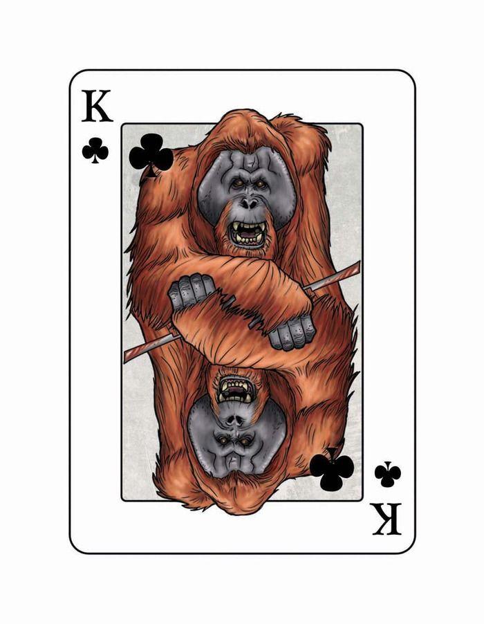 Edgar Allan Poe Playing Cards by James Poole, David Edgerly & Ron Woods — Kickstarter