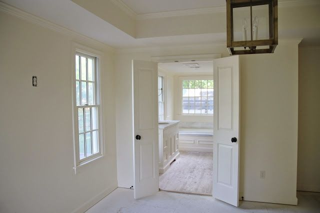 Skinny French Doors Into Master Bathroom Jenny Steffens Hobick