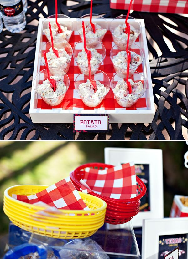 summer bbq party theme marlee s bbq pinterest