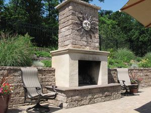 The possibilities are endless. AB Courtyard Collection is ... on Ab And Outdoor Living id=29975