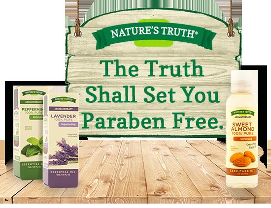 Nature S Truth Premium Vitamins Paraben Free Products Essential Oils Aromatherapy Aromatherapy