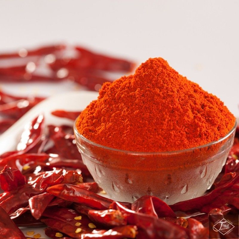 Photo of 100% Pure Organic Indian Hand Ground Spices Red Chilli Powde…
