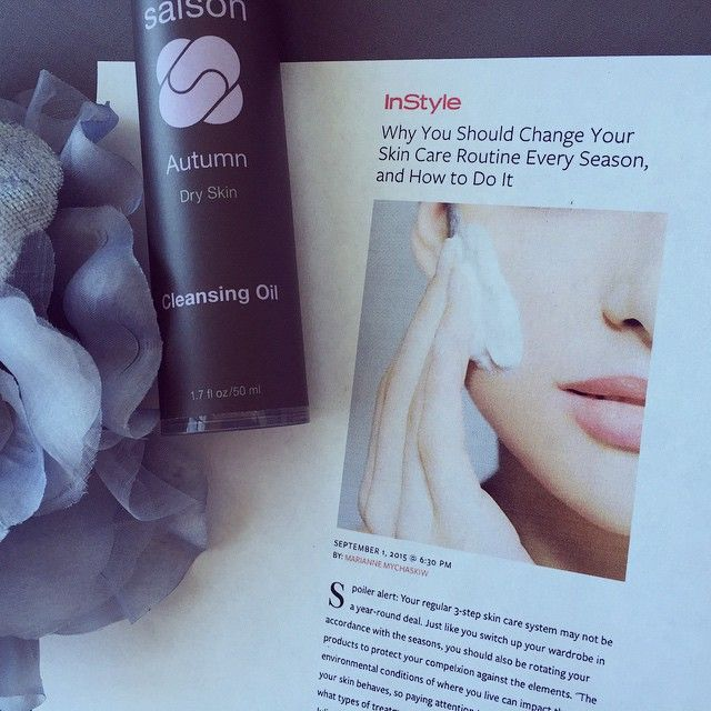 Check out our Saison skincare tips on InStyle.com! @Instylemagazine @SaisonBeauty ow.ly/RFh6K #saisonbeauty #skincaretips