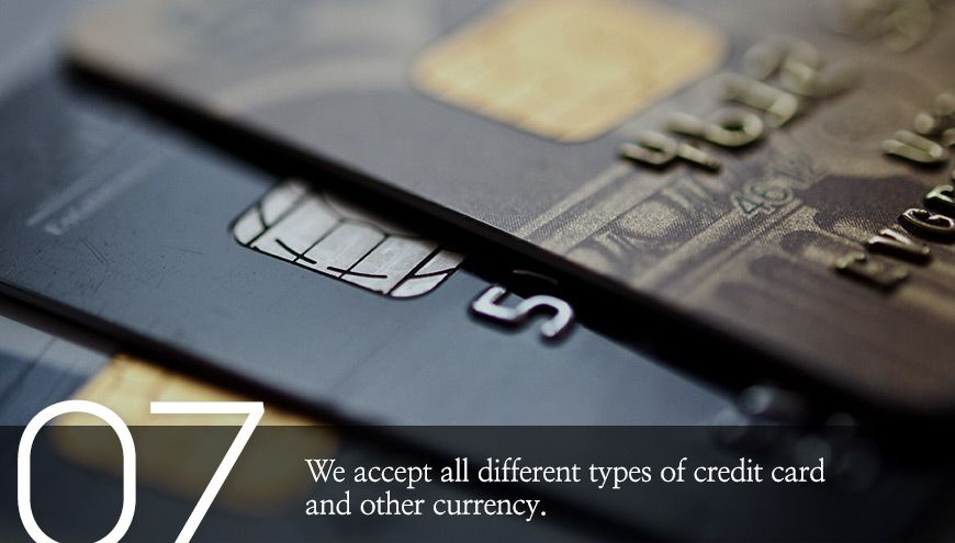 Different Methods Of Payment 07 Convenient Payment Service