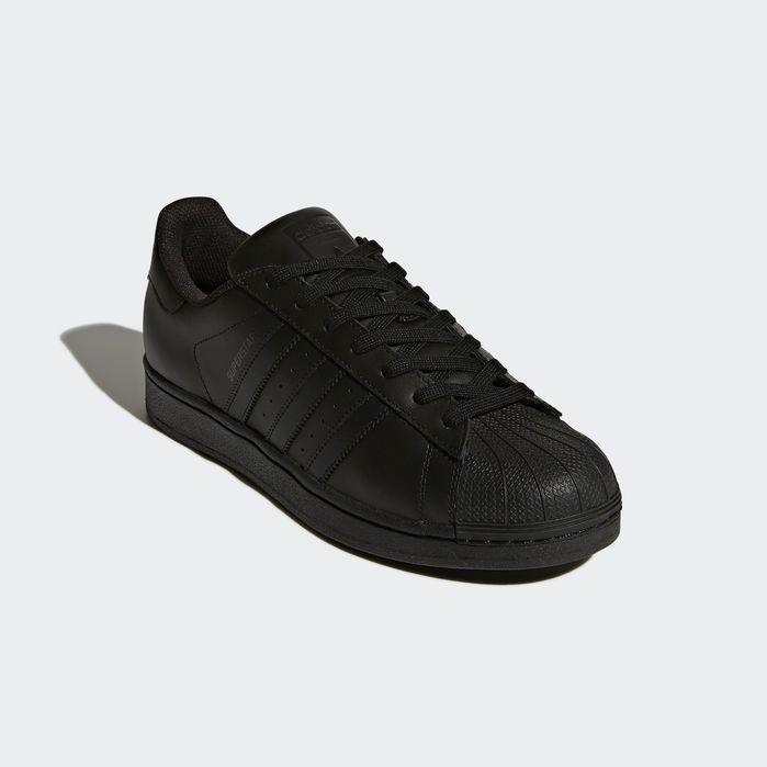 adidas superstar black colour