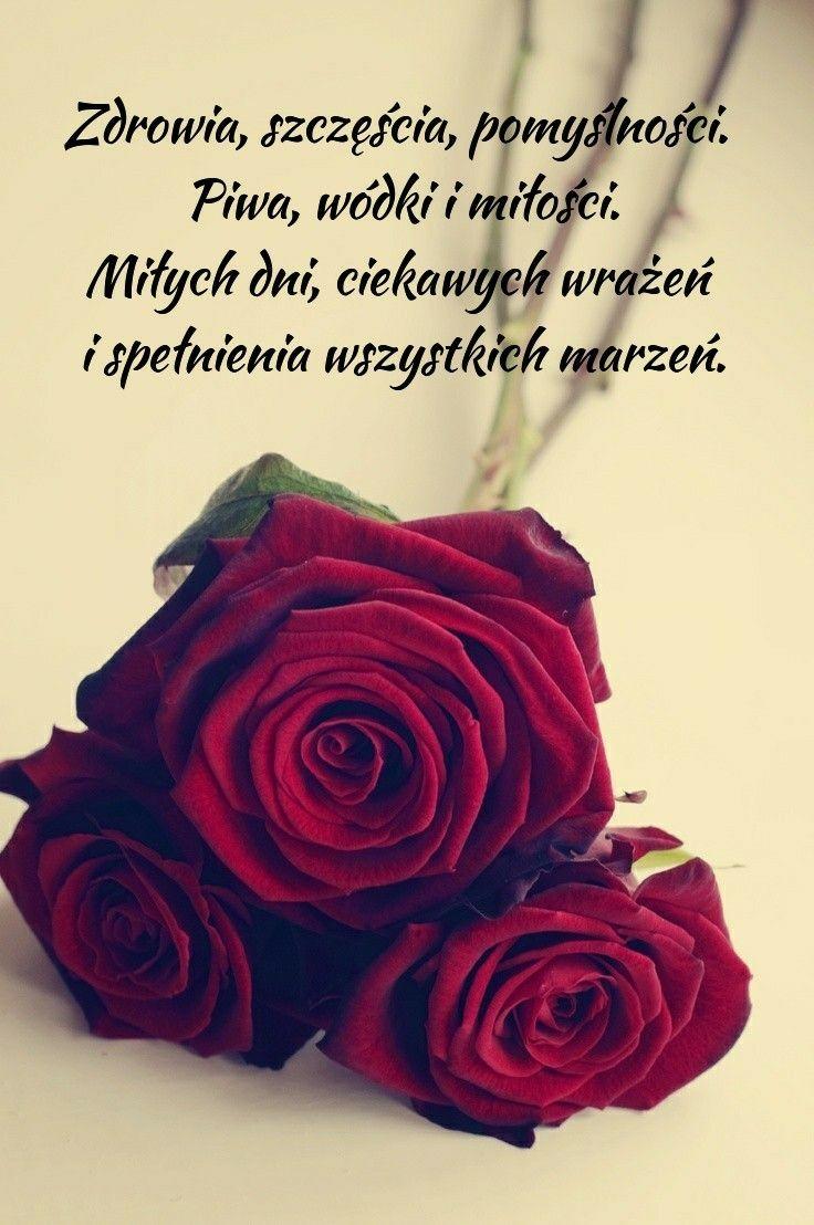 Pin By Dorota N On Aniela Perfekt Polska Happy Birthday Wishes Cards Happy Birthday Wishes Images Happy Birthday Flower