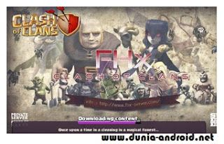 Download Aplikasi Clash Of Clans Mod Fhx Terbaru V8 Th 11 2017 Emunrueren S Ownd