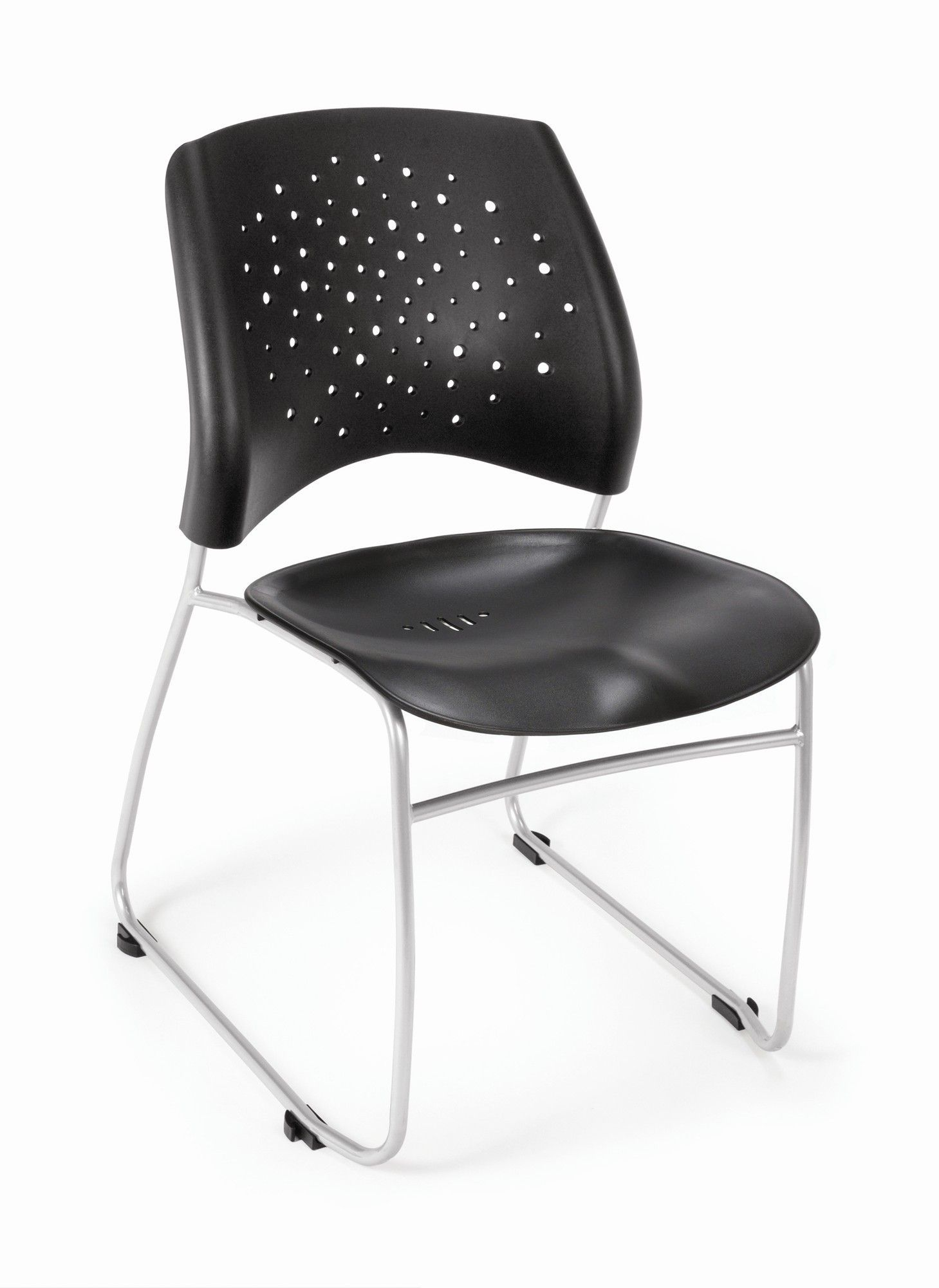 Stars and Moon Armless Stackable Chair Stacking chairs