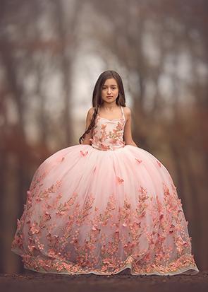 little girl pageant dress rentals