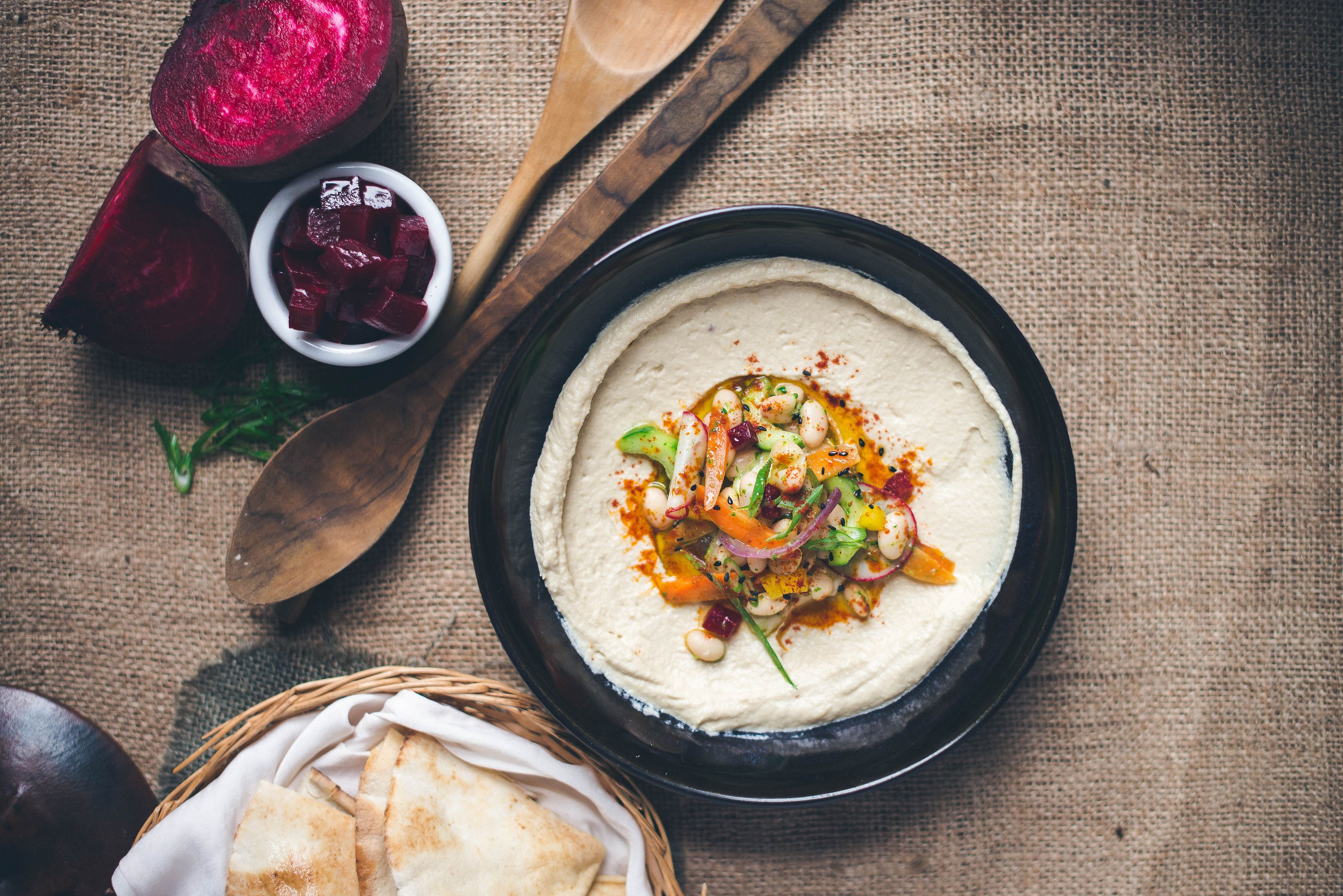 Cuisine Royale Brightness Too High Warm Tahini Hummus Soom Tahini Recipes Hummus Tahini