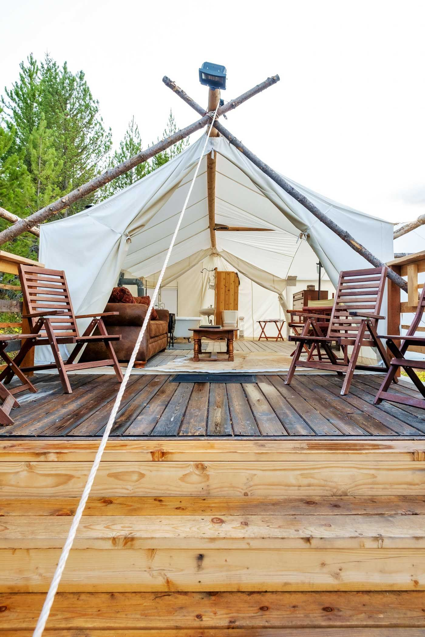 Grand Canyon Under Canvas | Glamping com | Road Trips