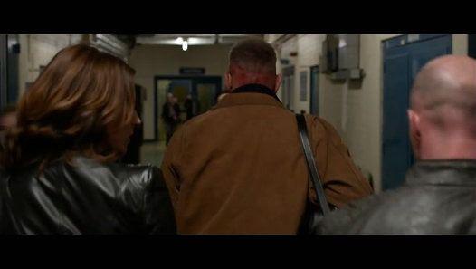 Criminal Movie CLIP - Get Out (2016) - Kevin Costner