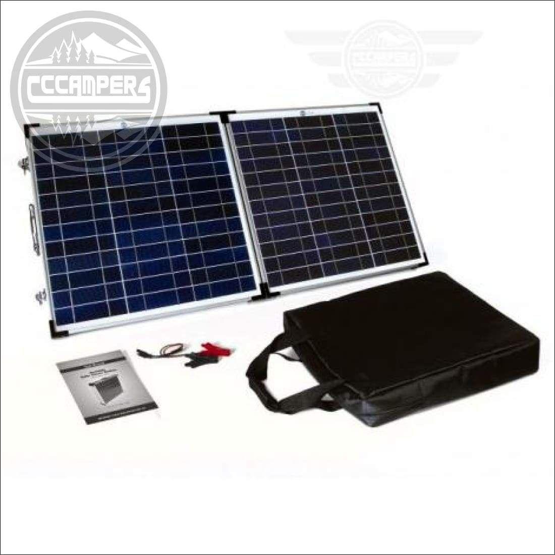 Folding Briefcase Solar Panel 40w 60w 90w Solar Panels Solar Energy Panels Solar Power Panels