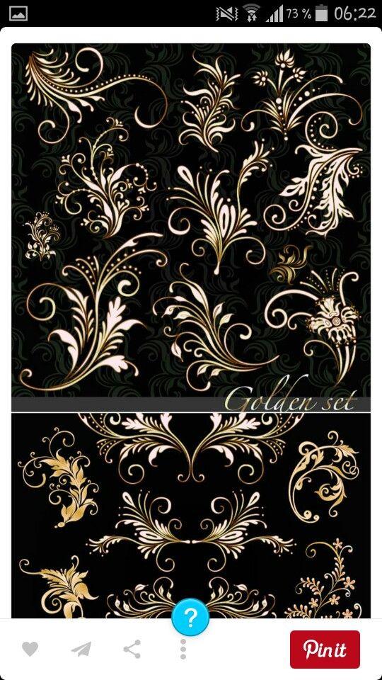 Ornamente Jugendstil Ornamente Bild Ornamente Verzierungen