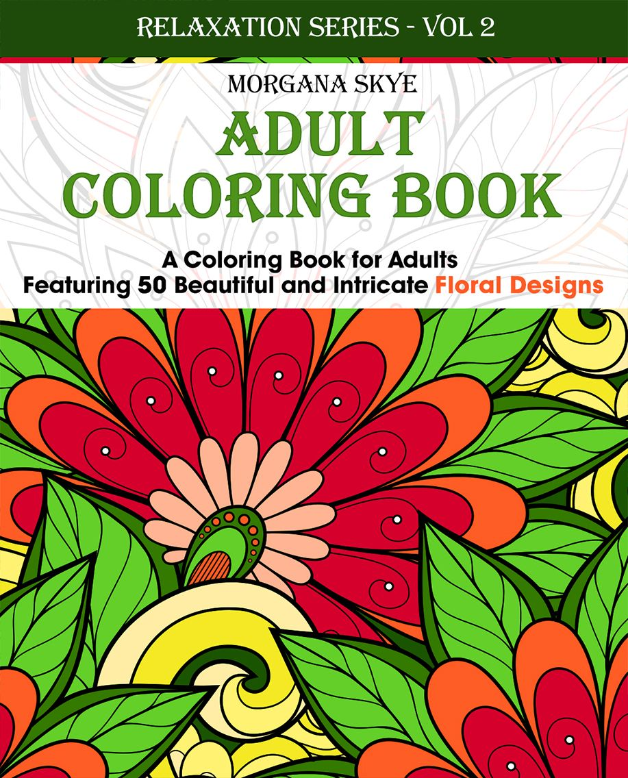 FLOWER DOWNLOAD | The Fruitful Mind | Adult Coloring Pages ...