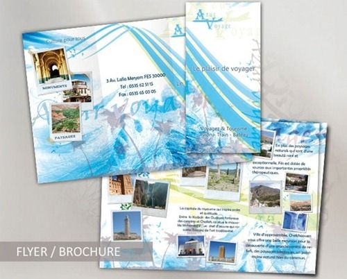 travel brochure – Tourism Brochure Template