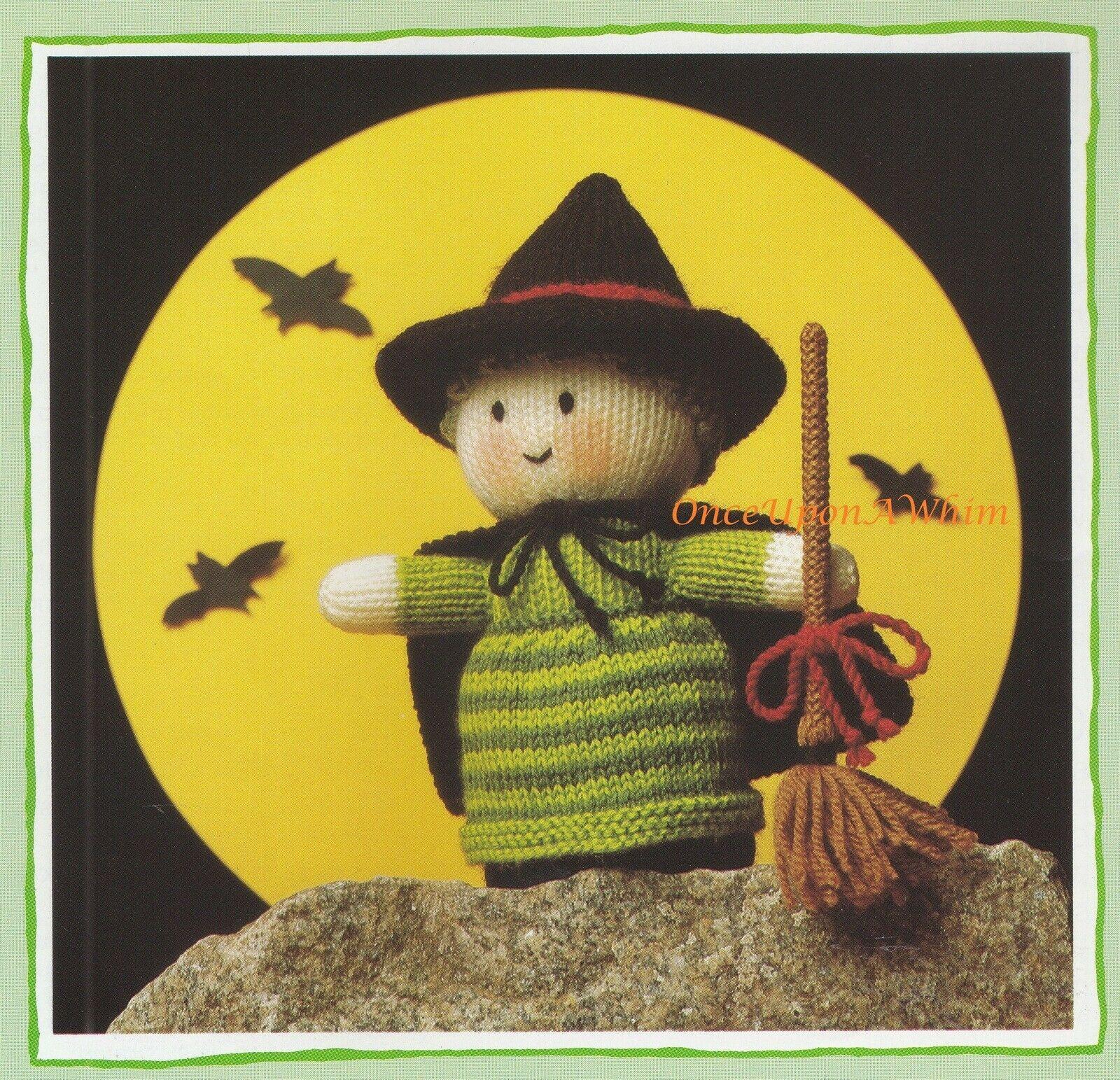 Jean Greenhowe Toy Knitting Pattern Booklets