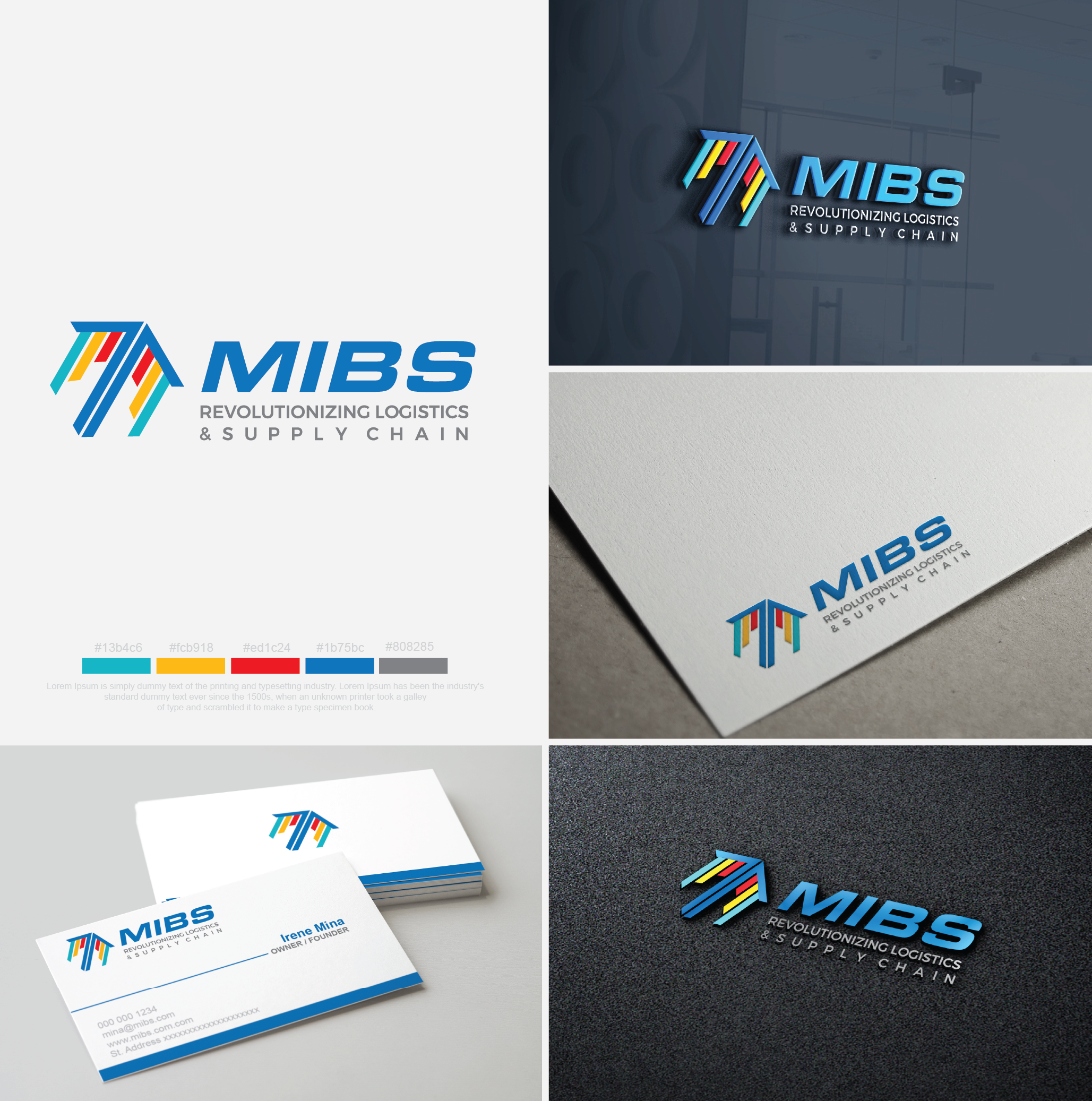 Business Consulting Logo And Business Card Design Required By Mibs Ad Logo Paid Consulting Busi Logo Design Contest Business Card Design Logo Design