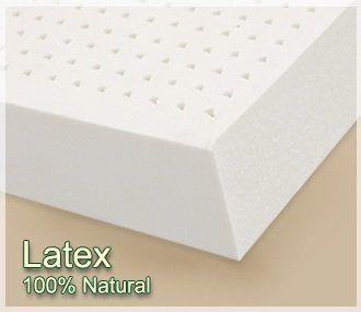 mattress topper latex dunlop