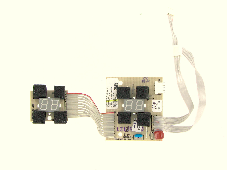 Frigidaire / Electrolux 316418735 Range Clock/Timer | Repairable