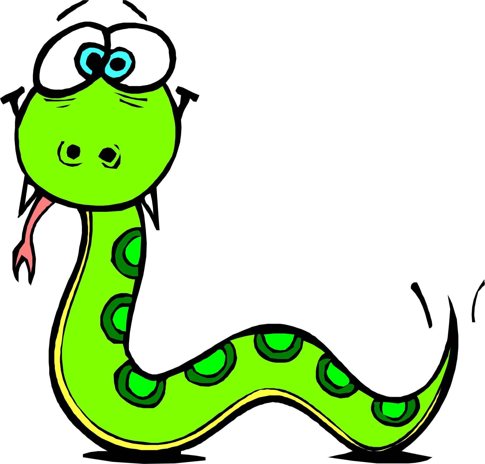 Résultats de recherche d\'images pour « snake clipart » | juegos mesa ...