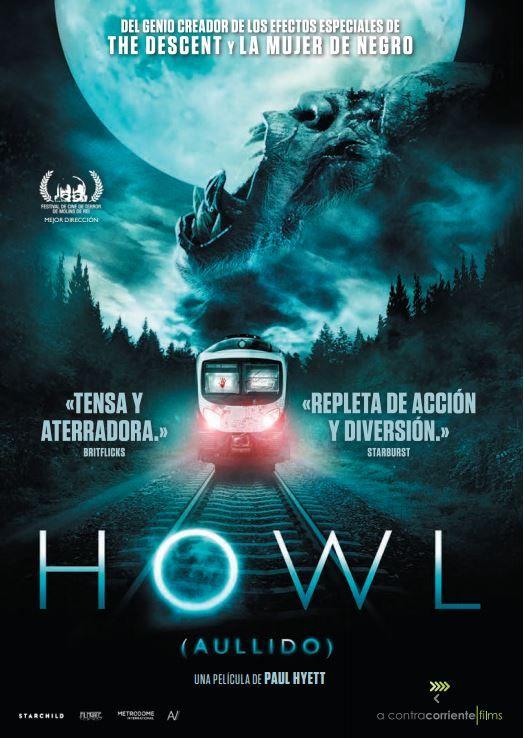 Howl Aullido 2015 Peliculas Online Yaske To Best Horror Movies Movies By Genre Movie Posters