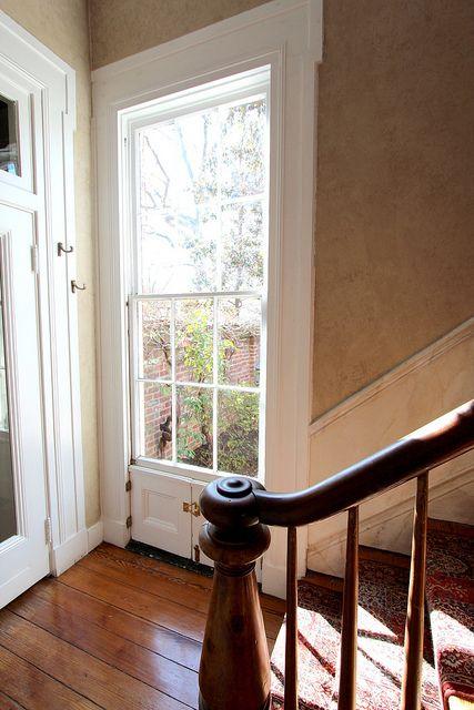Farmhouse Stair Banister