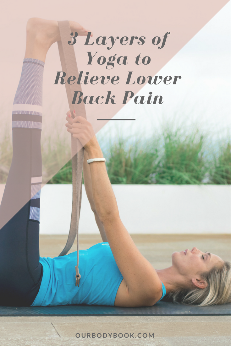 3 Layers of Yoga to Relieve Lower Back Pain