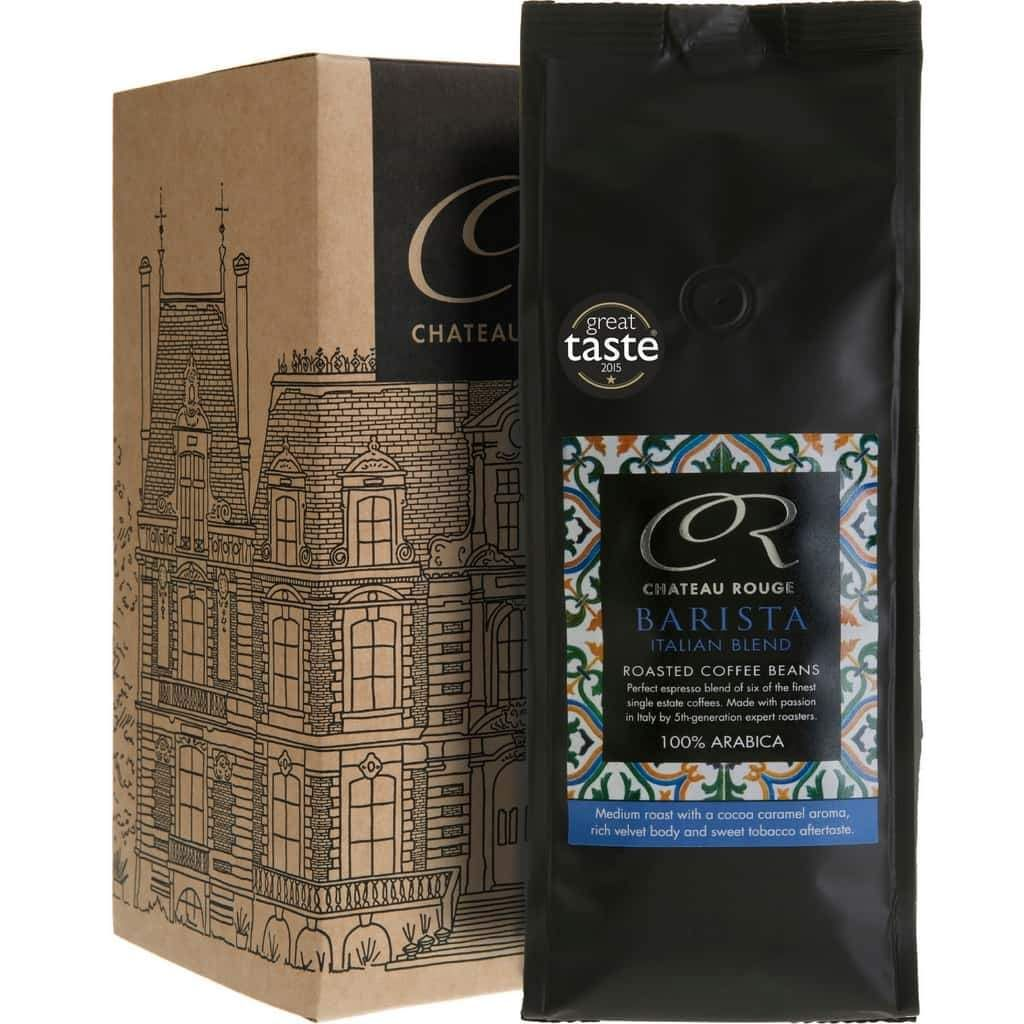 Barista Italian Blend Coffee Beans Blended coffee