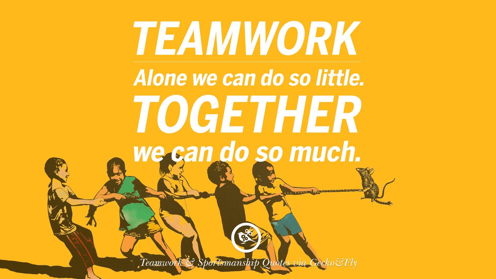 teamwork makes the dreamwork! | Sportsmanship ...