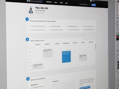 Scheduling Web Design Clean Web Design Web Application Design