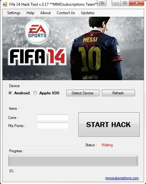 fifa 14 unlimited coins hack ios