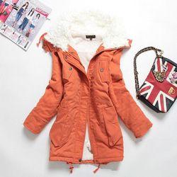 Online Shop Women's Wool Liner Loose Winter Coat, Women's Long Fashion Outwear-13257|Aliexpress Mobile