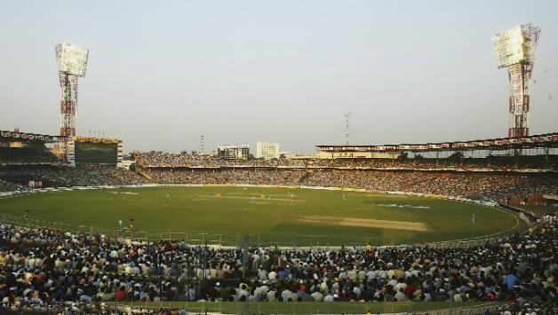 Eden Garden The Cricket Ground Of Kolkata Standing Proof Of
