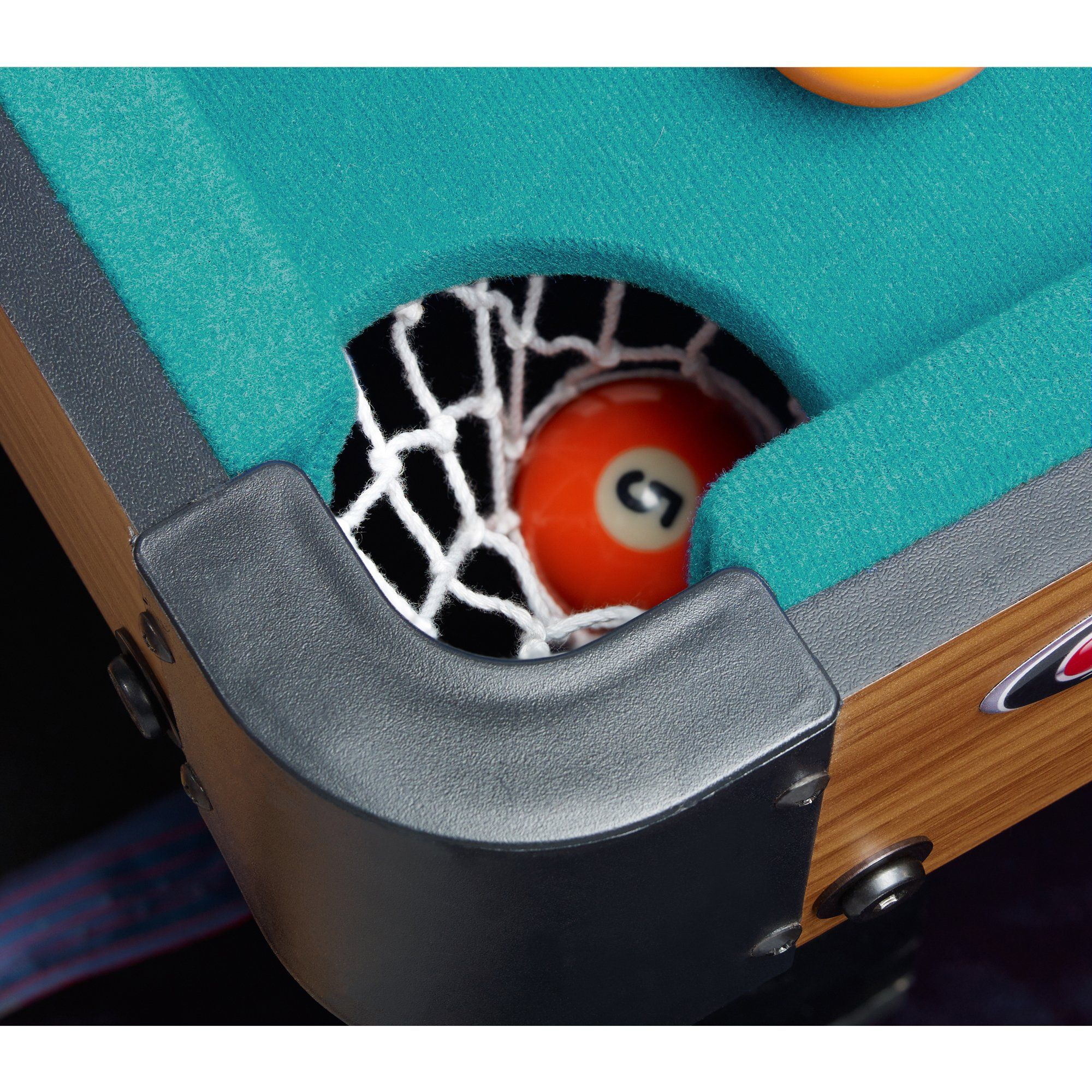 Playcraft Sport Bank Shot Inch Pool Table With Green Cloth For - 40 inch pool table