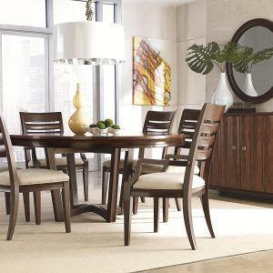 Round Dining Room Table Sets Seats 6