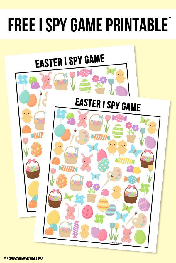 Freebie | Ostern, Arbeitsblätter und Kinderkram