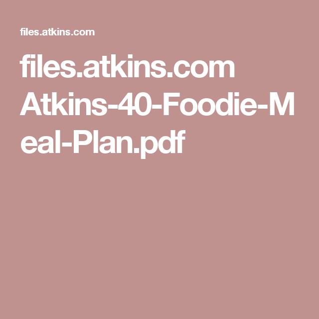 Nueva dieta atkins pdf gratis