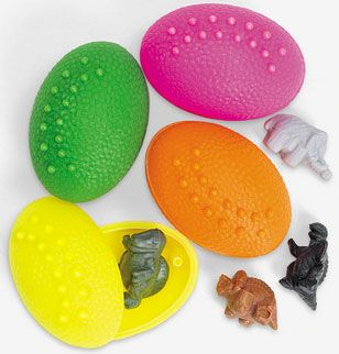 Entertainment Dinosaur Egg Hunt Favors Game Dinosaur Eggs 12