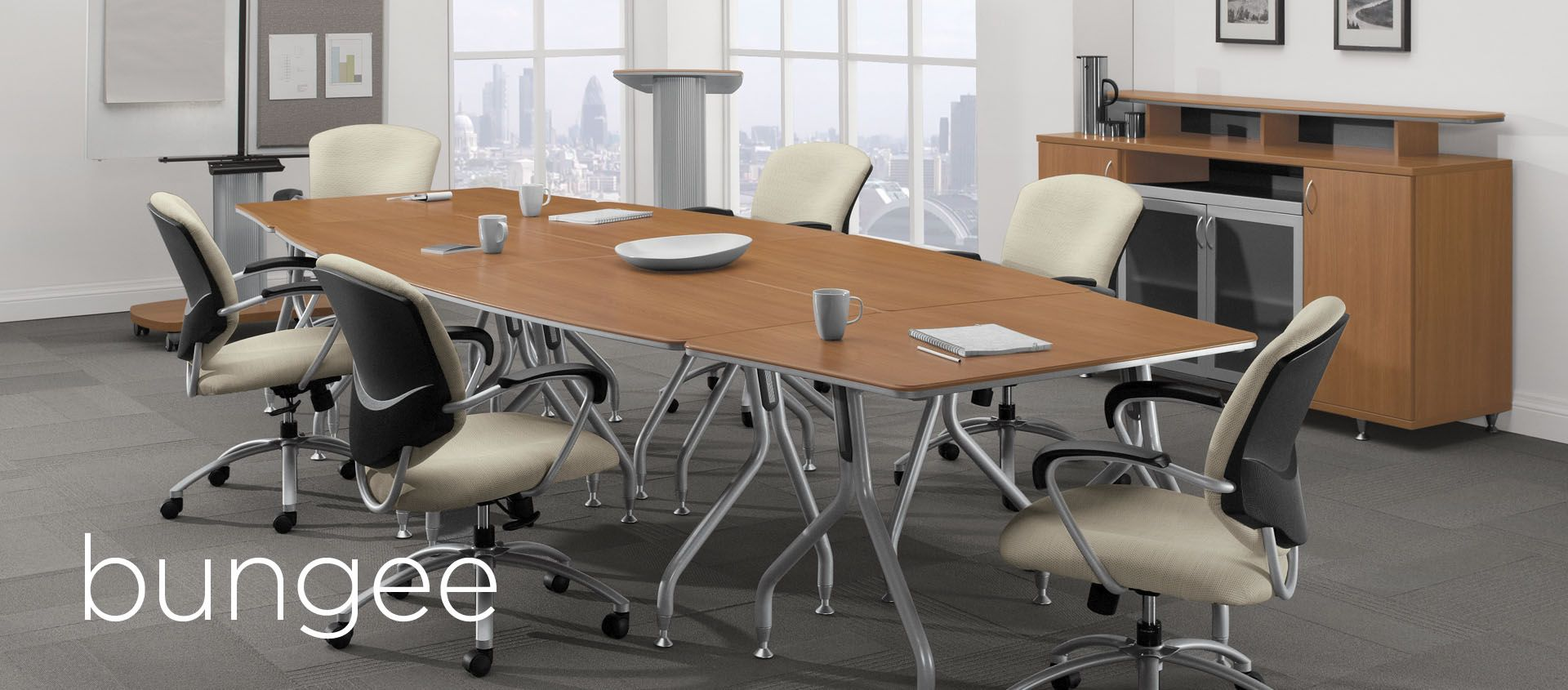 Bungee Tables Hero may be conference table from Palo