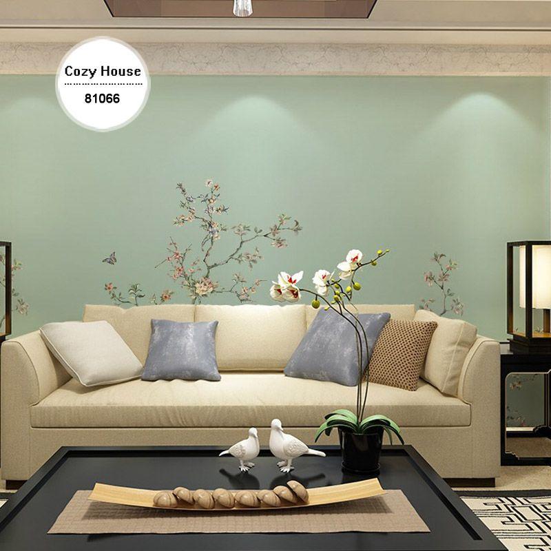 Fresh Christmas Living Room Wallpaper