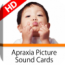 Speech-EZ® Apraxia Picture Sound Cards – Review and Giveaway for both Parent and PRO versions !!
